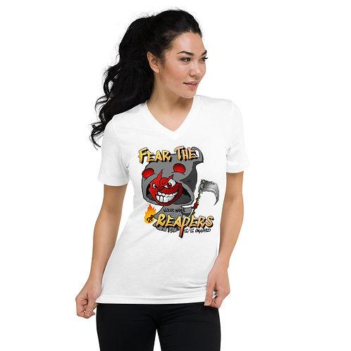 Limited Edition Champion's  V-Neck T-Shirt White