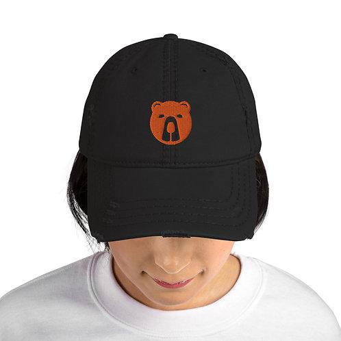 Women's Rummy Bears Distressed Hat