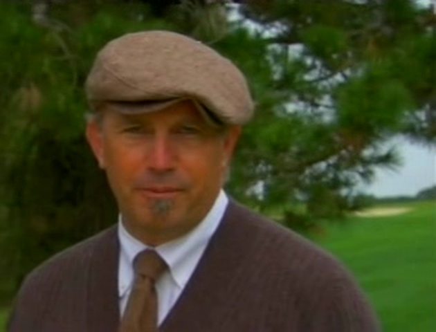 Pebble Beach Pro-Am (Kevin Costner)