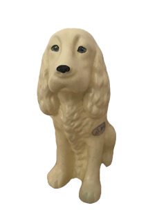 Sylvac Spaniel Dog No 1462 Yellow
