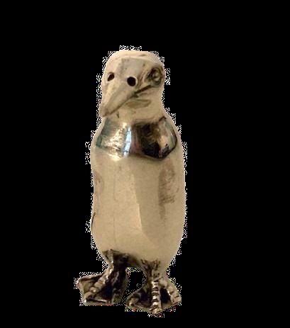 925 Silver Penguin
