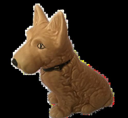 Sylvac Scottie Dog No 1207 brown