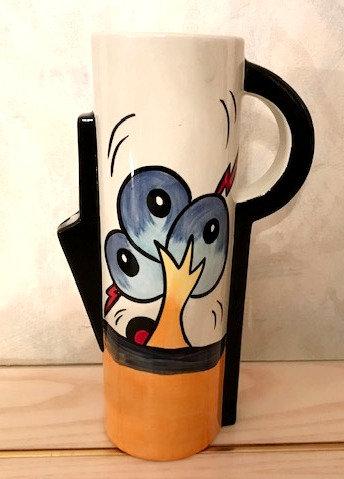 Lorna Bailey Bursley Way tall jug