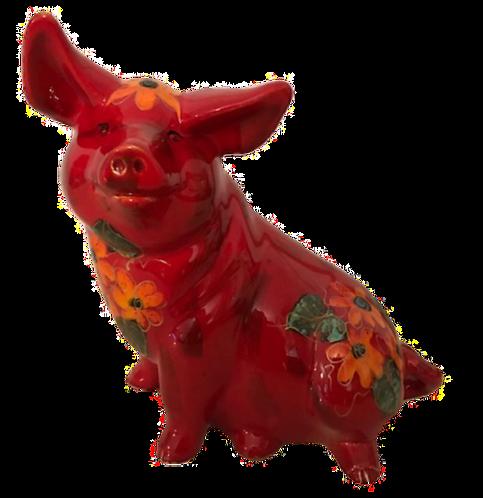 Anita Harris large pig