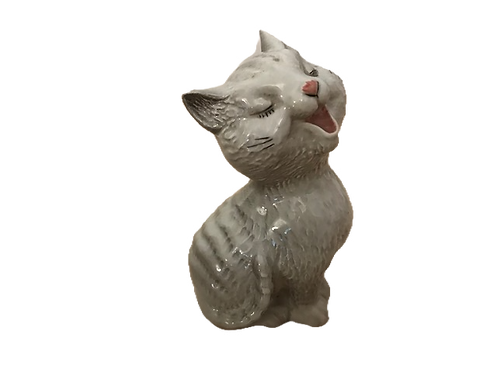 Beswick Cat Laughing No 2101