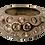Thumbnail: 925 Silver Swiss Set Pink CZ Ring Size M/N