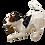 Thumbnail: Royal Doulton Terrier With Slipper HN 2654
