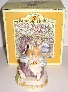 Royal Doulton Brambly Hedge Mr Toadflax DBH 10