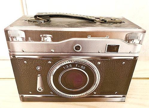 Storage Box With a Camera Design