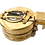 Thumbnail: Reproduction Brass Military Compass