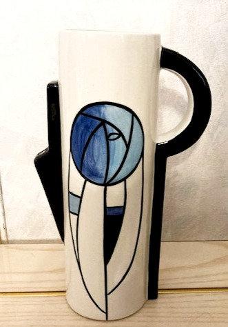 Lorna Bailey Rennie Mackintosh tall jug