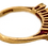 Thumbnail: 9ct Gold Opal & Garnet Ring Size N