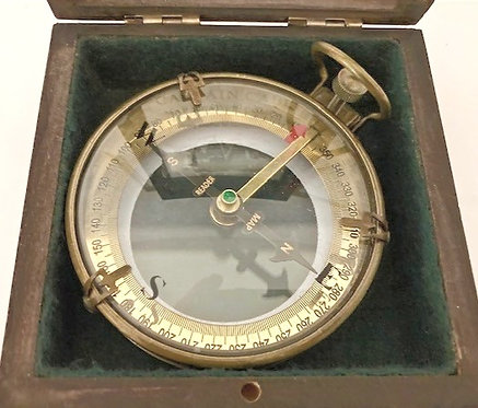 Boxed Reproduction Spencer & Co Map Reader