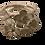 Thumbnail: 925 Silver Flower Ring Size M/N