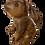 Thumbnail: Faux Leather Rabbit Doorstop