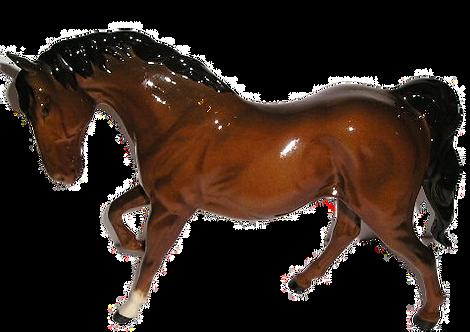 Royal Doulton Spirit of Freedom Brown Gloss DA 58 (Same model as Beswick 2689)