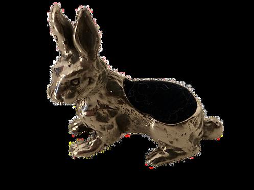 925 Silver Hare Pin Cushion
