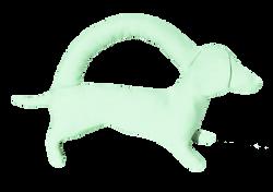 mini mint dog