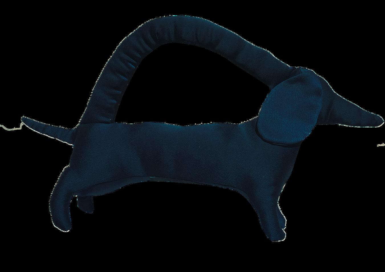 mini navy dog