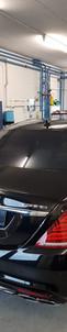 Mercedes BenzMercedes Benz S63 AMG - bereit für die Übergabe