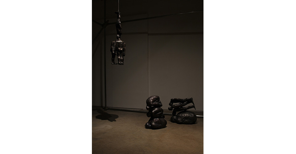 Installation view of solo Exhibition,Thinking Talking, Kim Chong Yung Suculpture Museum, 2010