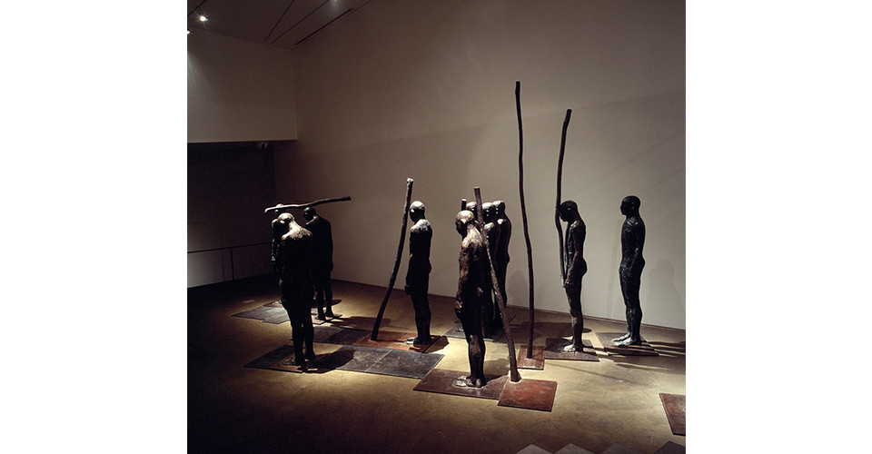 Installation view of solo Exhibition,Thinking Talking, Kim Chong Yung Museum, 2010