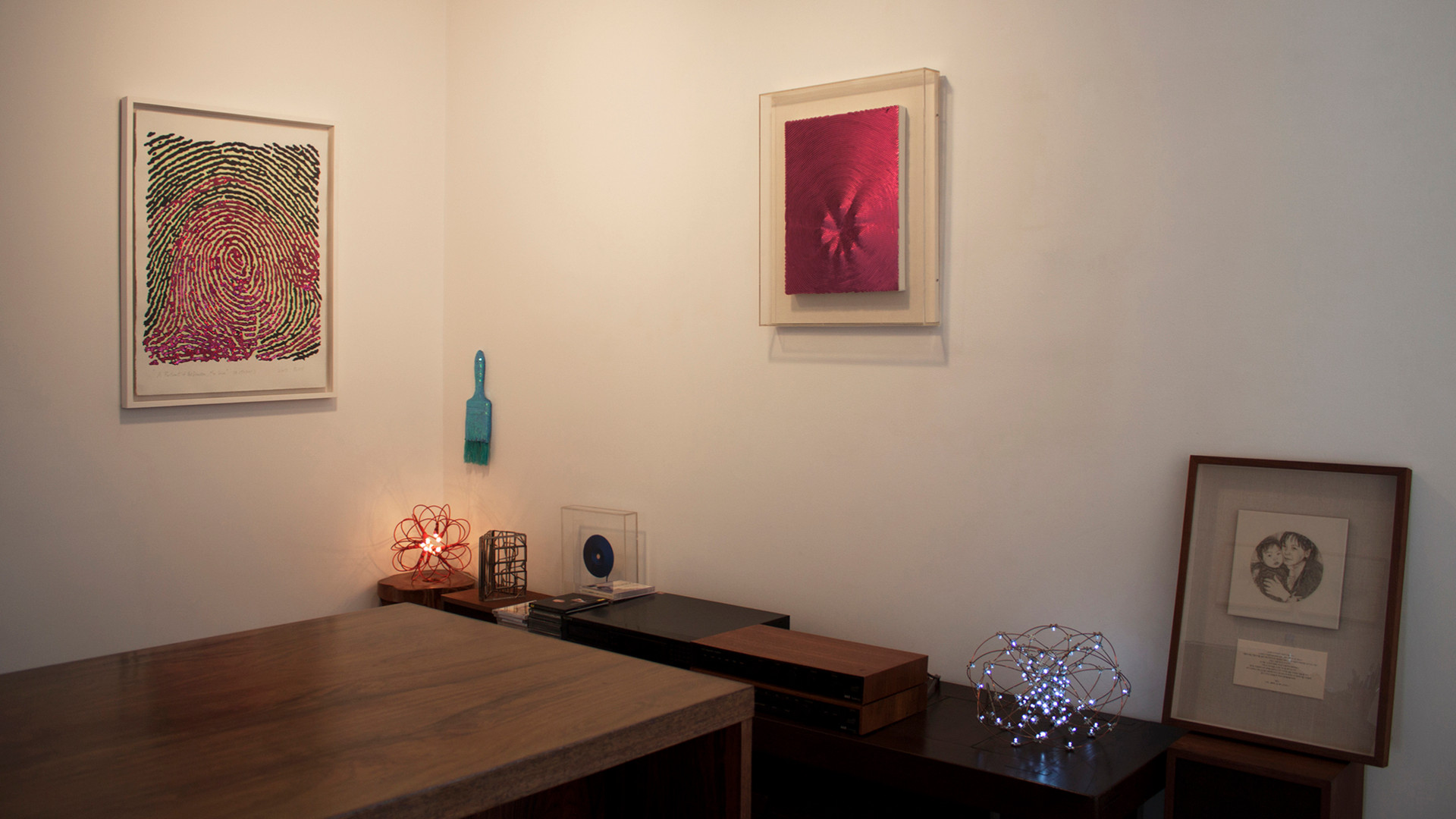 Installation view of Simon's Collection, Gallery Simon, 2018