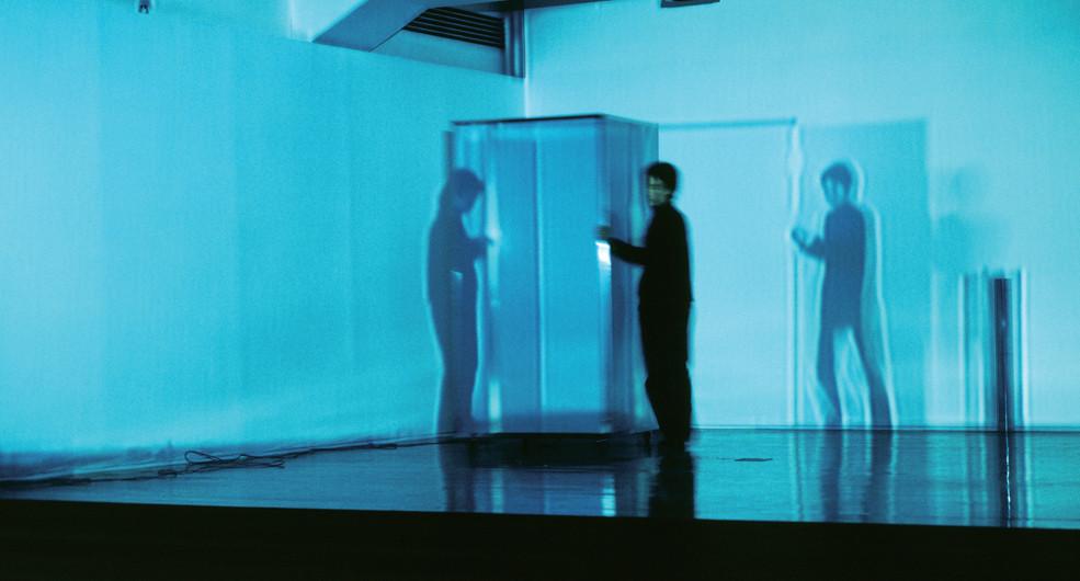 Light Box, 2004, digital print, 84.5 x 80.5 cm