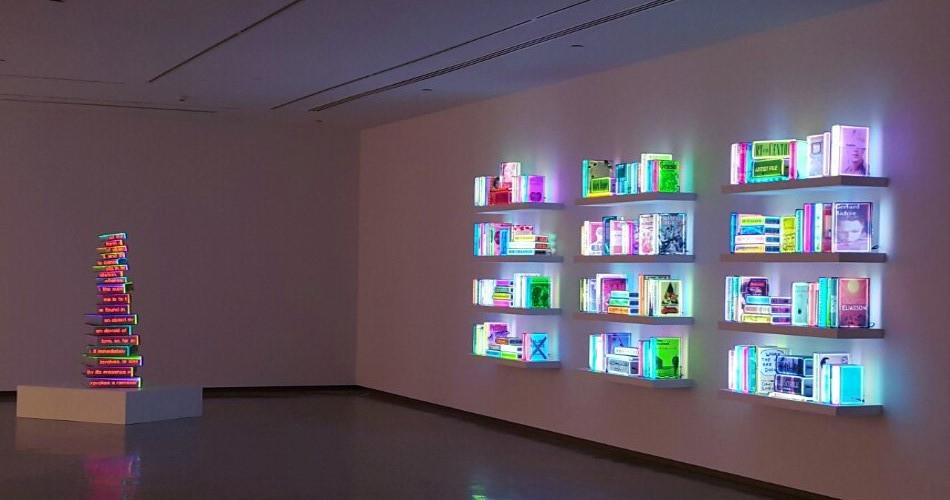Installation view of New Romance, Museum of Contemporary Art, Sydney, Australia, 2016