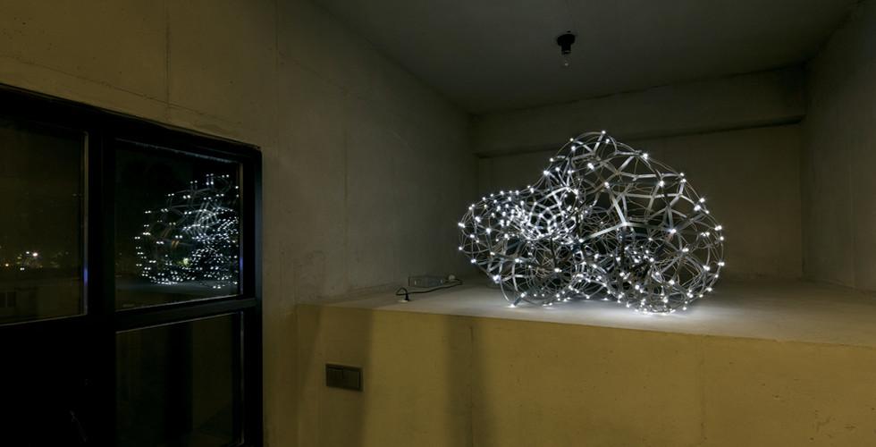 토러스 (Torus), Installation View, Gallery Simon, 2011