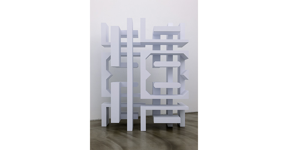 Mind, 2015, ABS, 157 x 64 x 196 cm