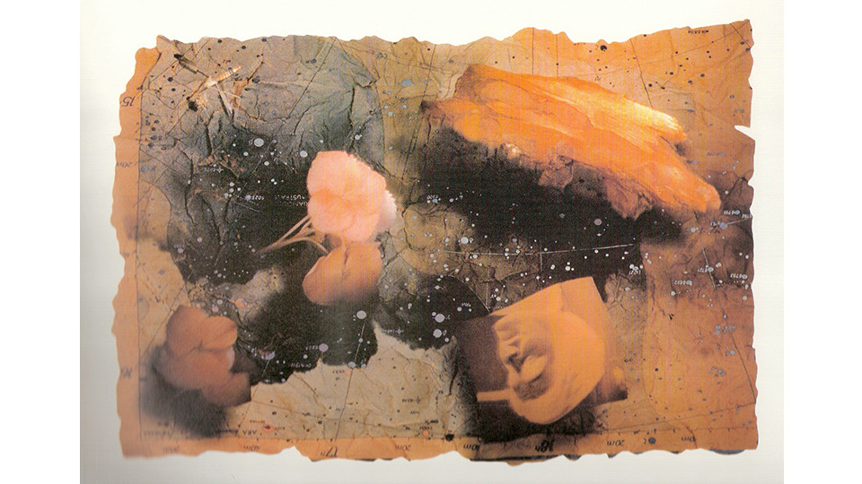 Peter Campus, After Match, 1995, digital image, 154 x 104.7 cm