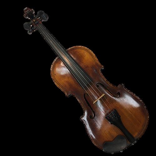 Violin - unknown maker c. 1915