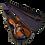 Thumbnail: Violin - unknown maker c. 1915