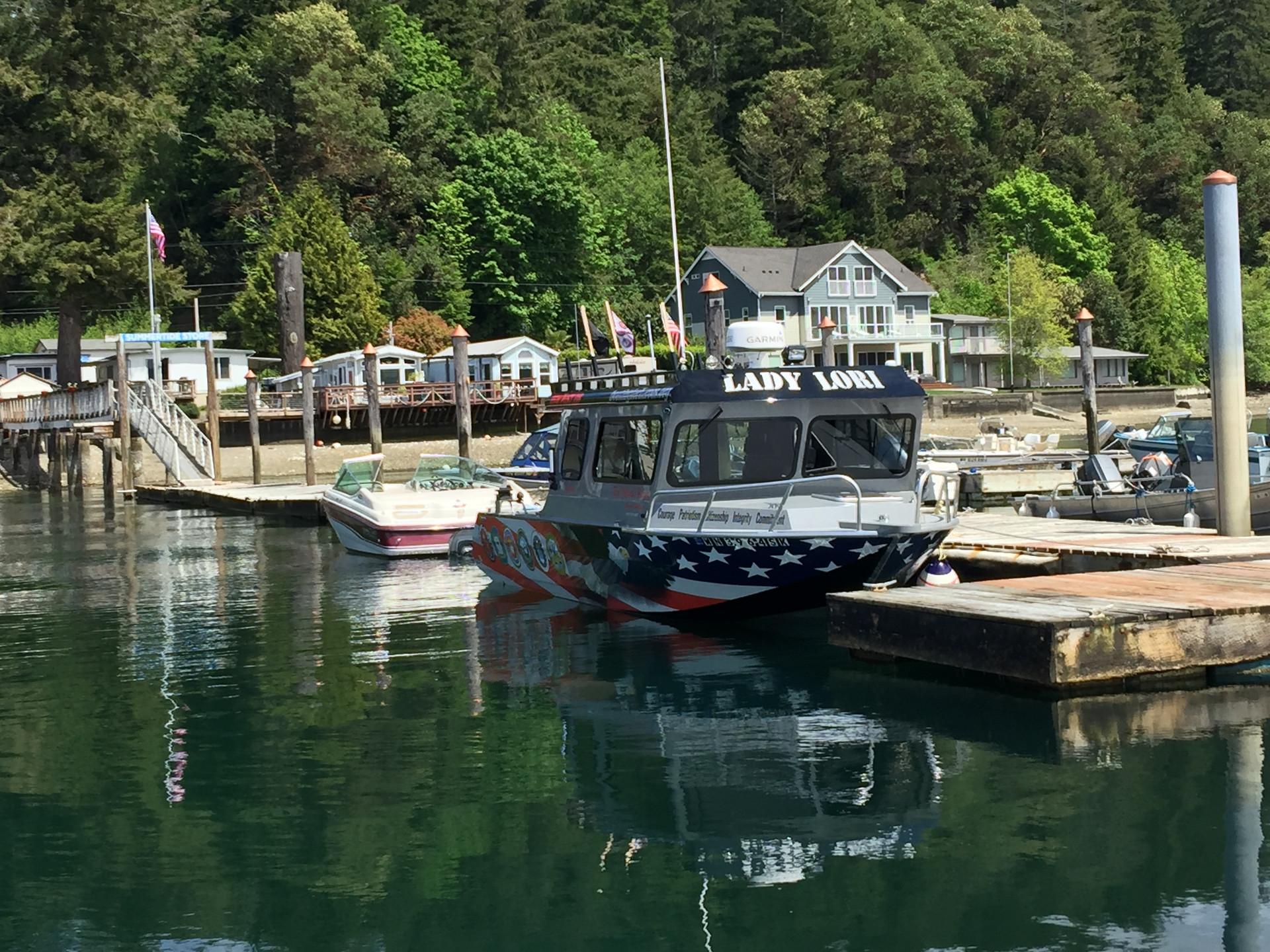 22 Puget Sound