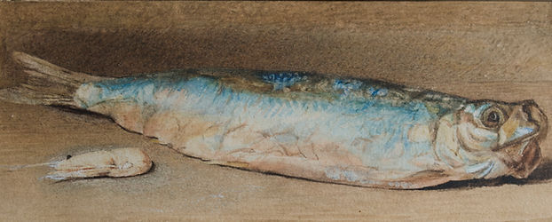 Nicholas Holloway William Henry Hunt for sale Victorian still life watercolour Peter de Wint