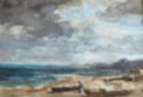 Nicholas Holloway Thomas churchyard artist paintings for sale woodbridge