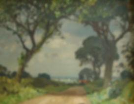 Nicholas Holloway Fine Art Arnesby Brown artist paintings for sale