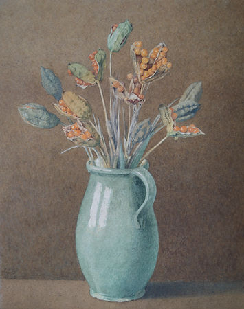 James Backhouse artist paintings for sale watercolour botanical studies Quaker Darlington Alfred Waterhouse