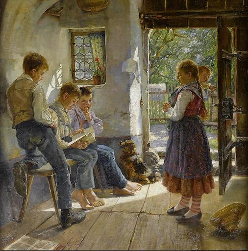 Harry Fidler artist for sale paintings british impressionist nicholas holloway