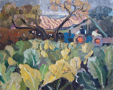 Nicholas Holloway Lucy Harwood Benton End Cedric Morris Maggi Hambling paintings