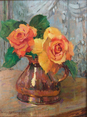 Nicholas Holloway Mary Remington artist paintings for sale William Rothenstein still life