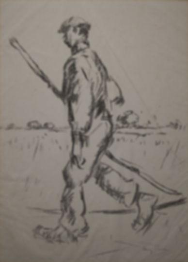 Harry Becker, artist, for sale, Nicholas Holloway