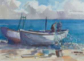 Nicholas Holloway James Bruce Lockhart Jamie Walberswick artist sale paintings