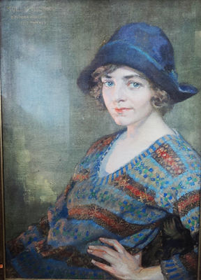 Nicholas Holloway Daniel Pender Davidson 1920s art for sale paintings