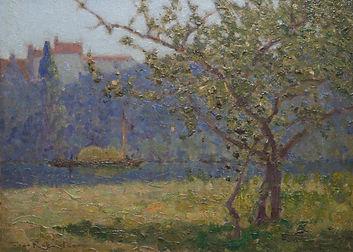 Tom Robertson, artist, for sale, Scottish, Glasgow, Impressionist