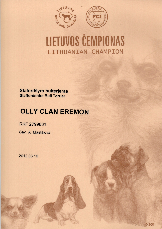 Olly Clan Eremon_LV CH