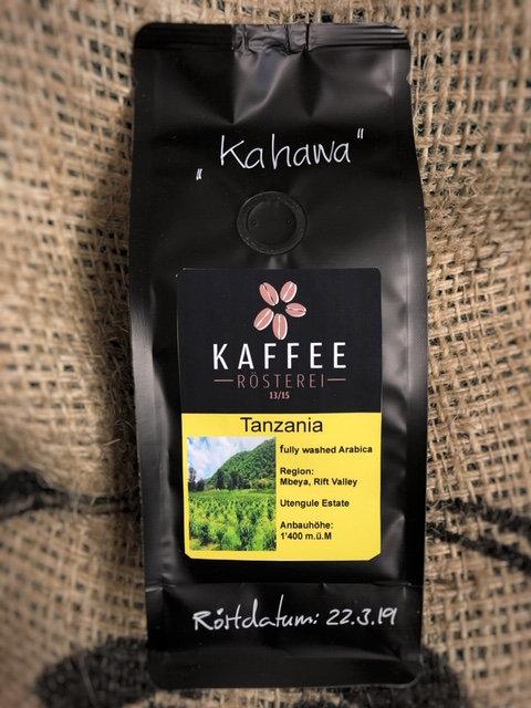 Kaffee aus Tanzania
