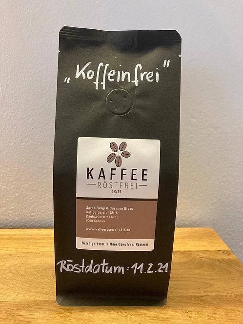 Koffeinfrei