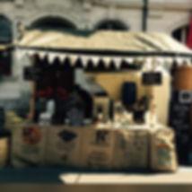 Kaffeestand am Jodlerfest